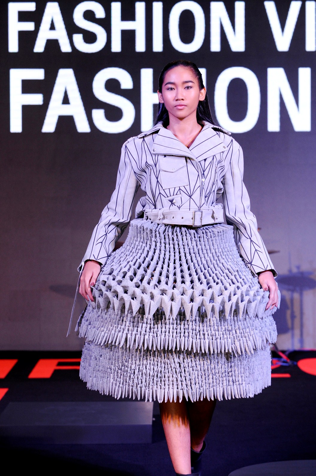 6. Runway Road Fashion Show No.2 Curated by Jitsing Somboon