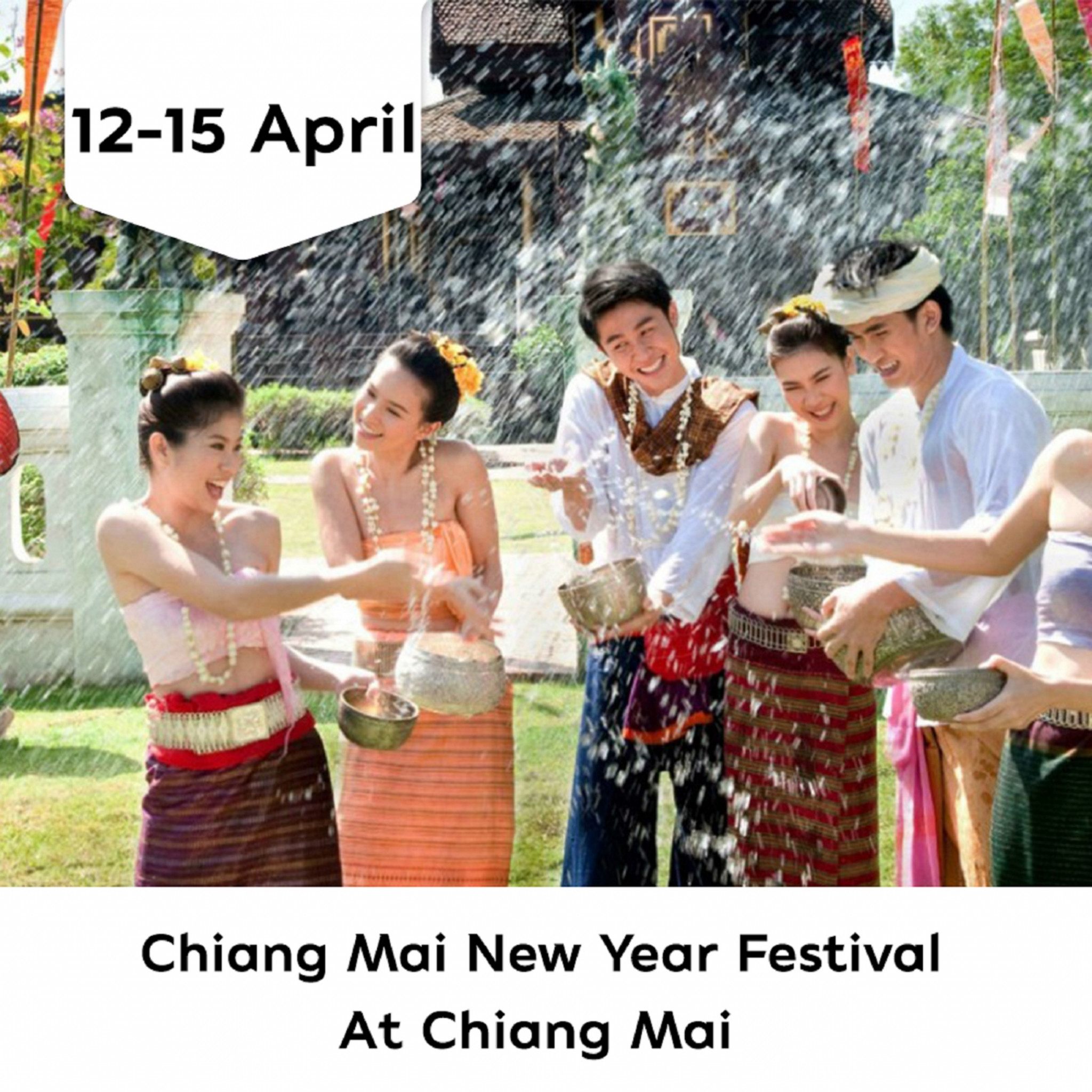 April Chiang-Mai-New-Year-Festival