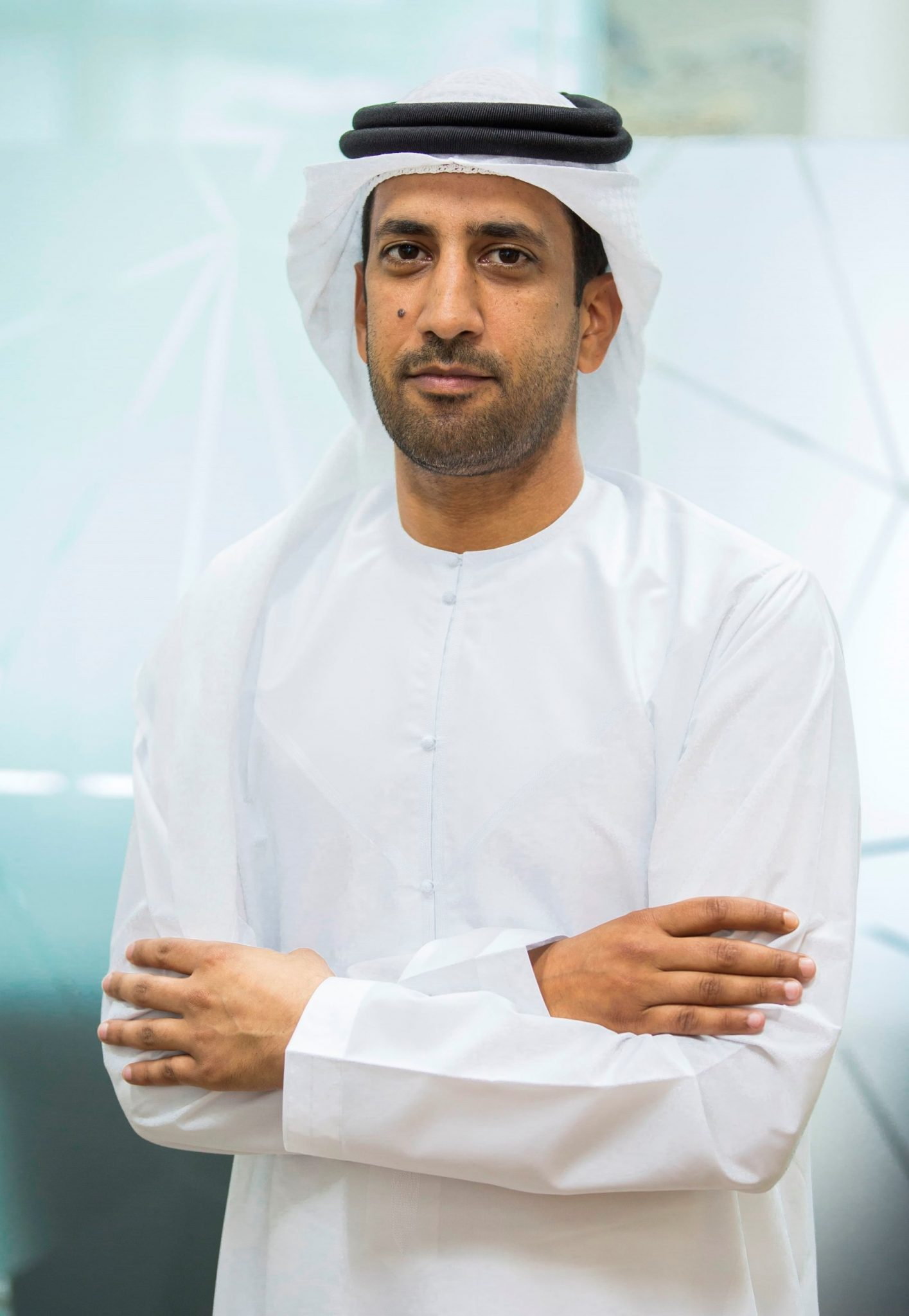 Ahmed Al Qubaisi - is now Senior Vice President Aero Political and Industry Affairs