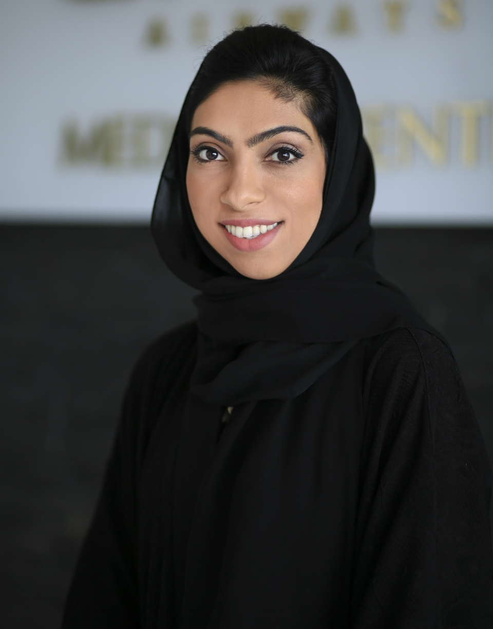 Dr Nadia Bastaki - Vice President Medical Services