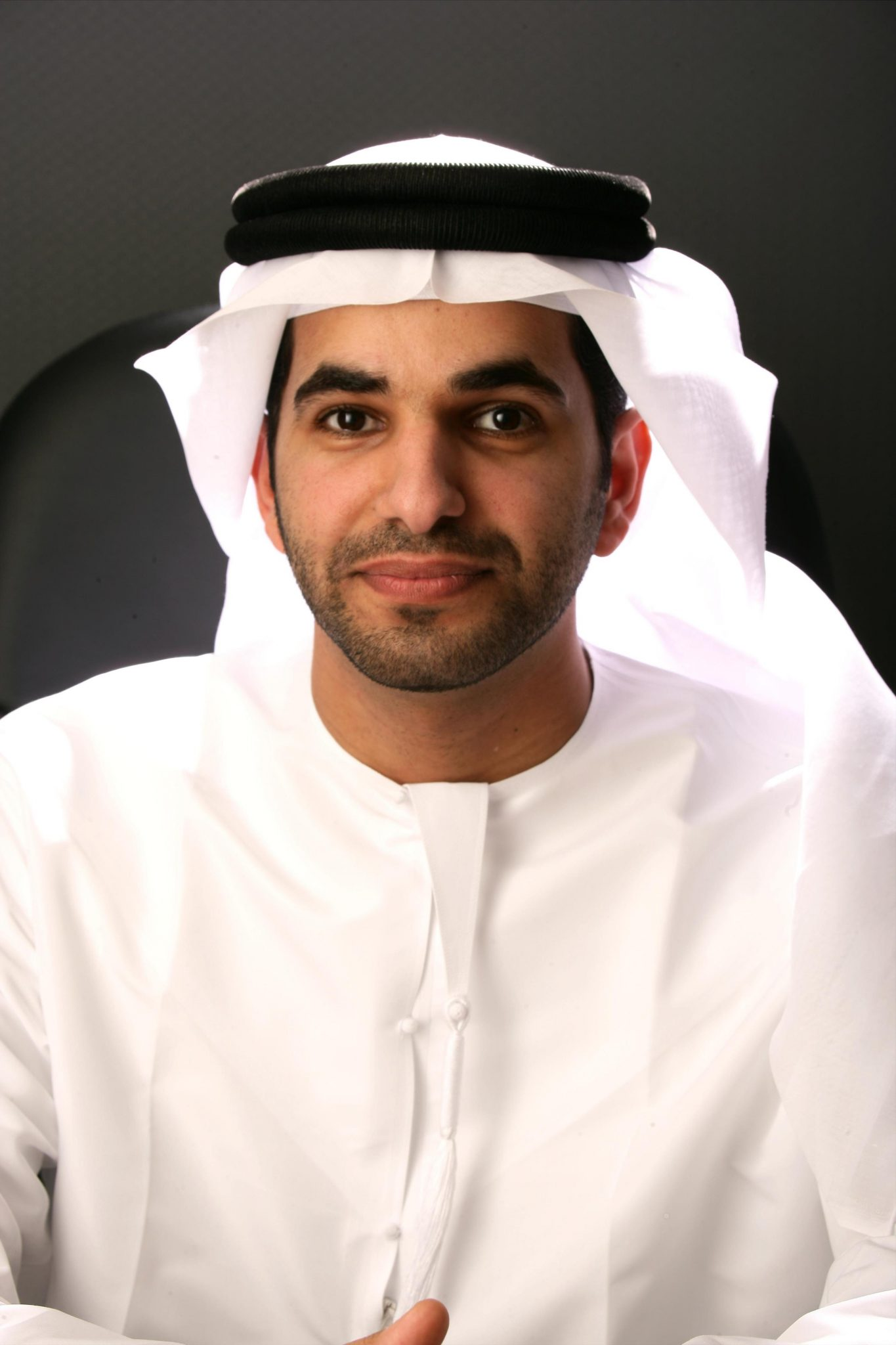 HAREB AL MUHAIRY is now Senior Vice President, UAE and GCC Sales