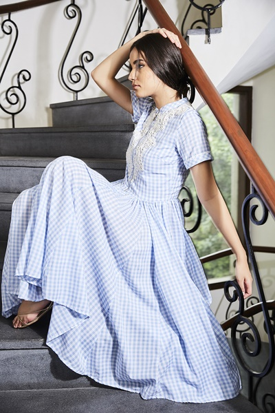 Ritu Kumar - Shirt Dress 04