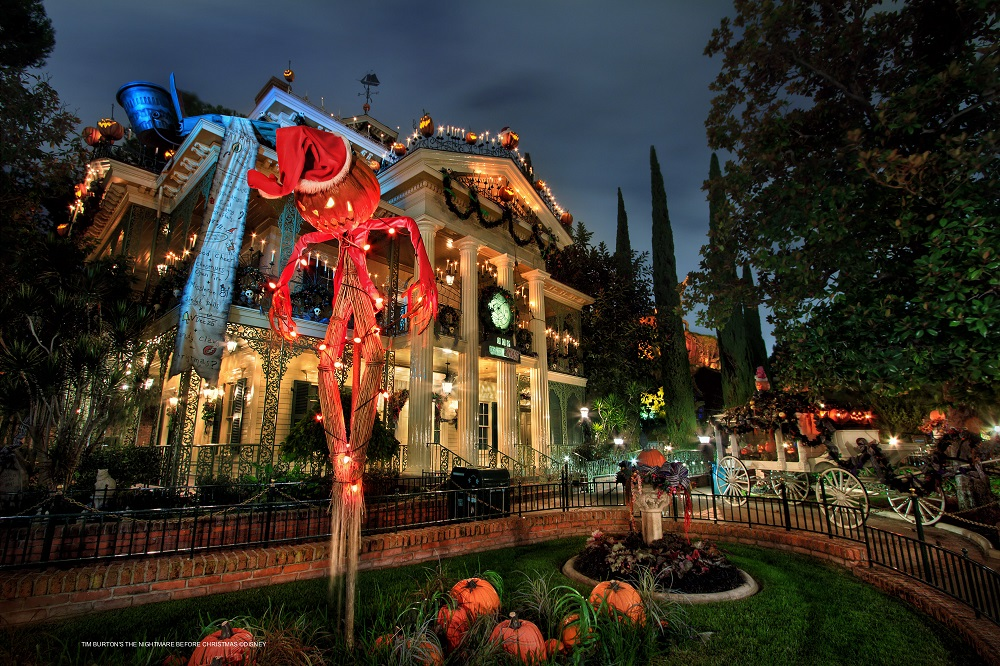 The Haunted Mansion  Magic Kingdom Attractions  Walt