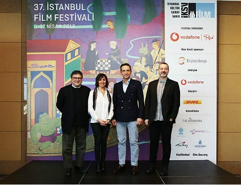 The Istanbul Film Festival presents a rich programme in its 37th edition  that ranges from the latest productions of world cinema to cult films, ...