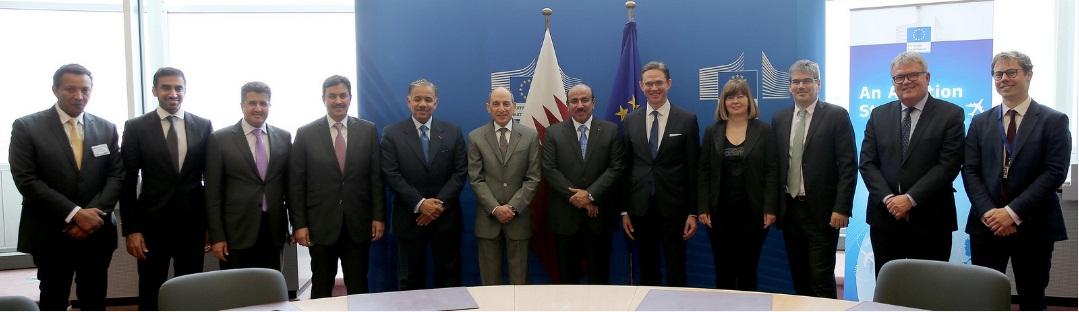 Global Travel Media » Blog Archive » Qatar and the European Union