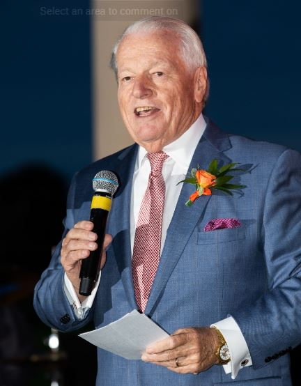 Roger Dow, U.S. Travel Association President and CEO