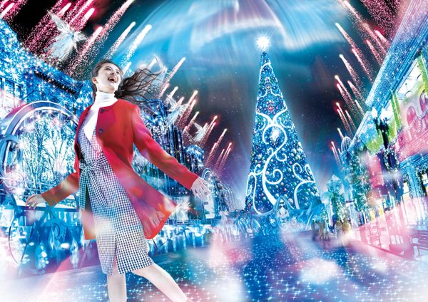 Universal Studios Christmas.Global Travel Media Blog Archive Universal Studios Japan
