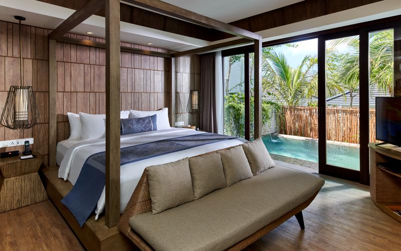 X2 Bali Breakers (Pracia) One Bedroom