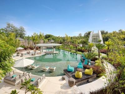 X2 Bali Breakers Resort View
