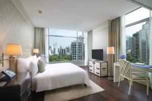 Oriental Residence Bangkok - room